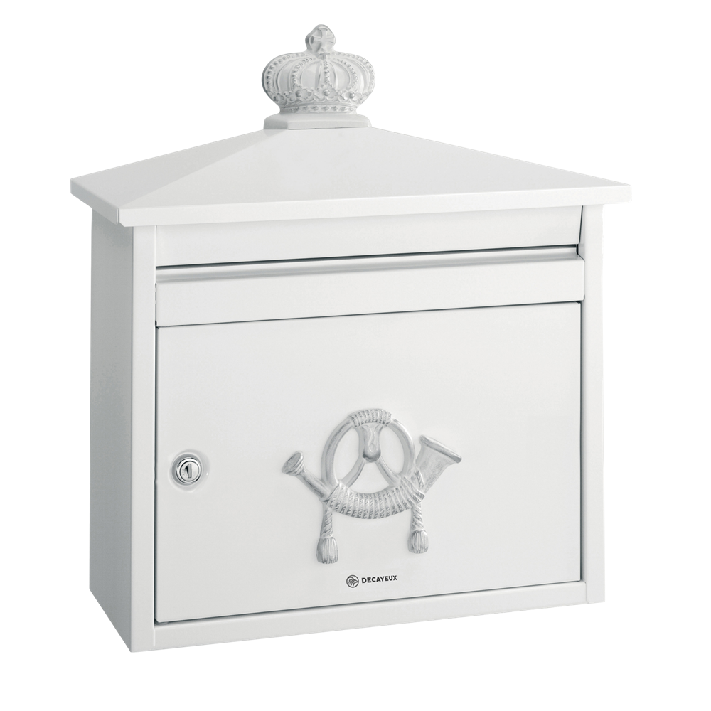 DAD Decayeux D210 Series Classic Style Post Box 1 Locksmith in Stirling
