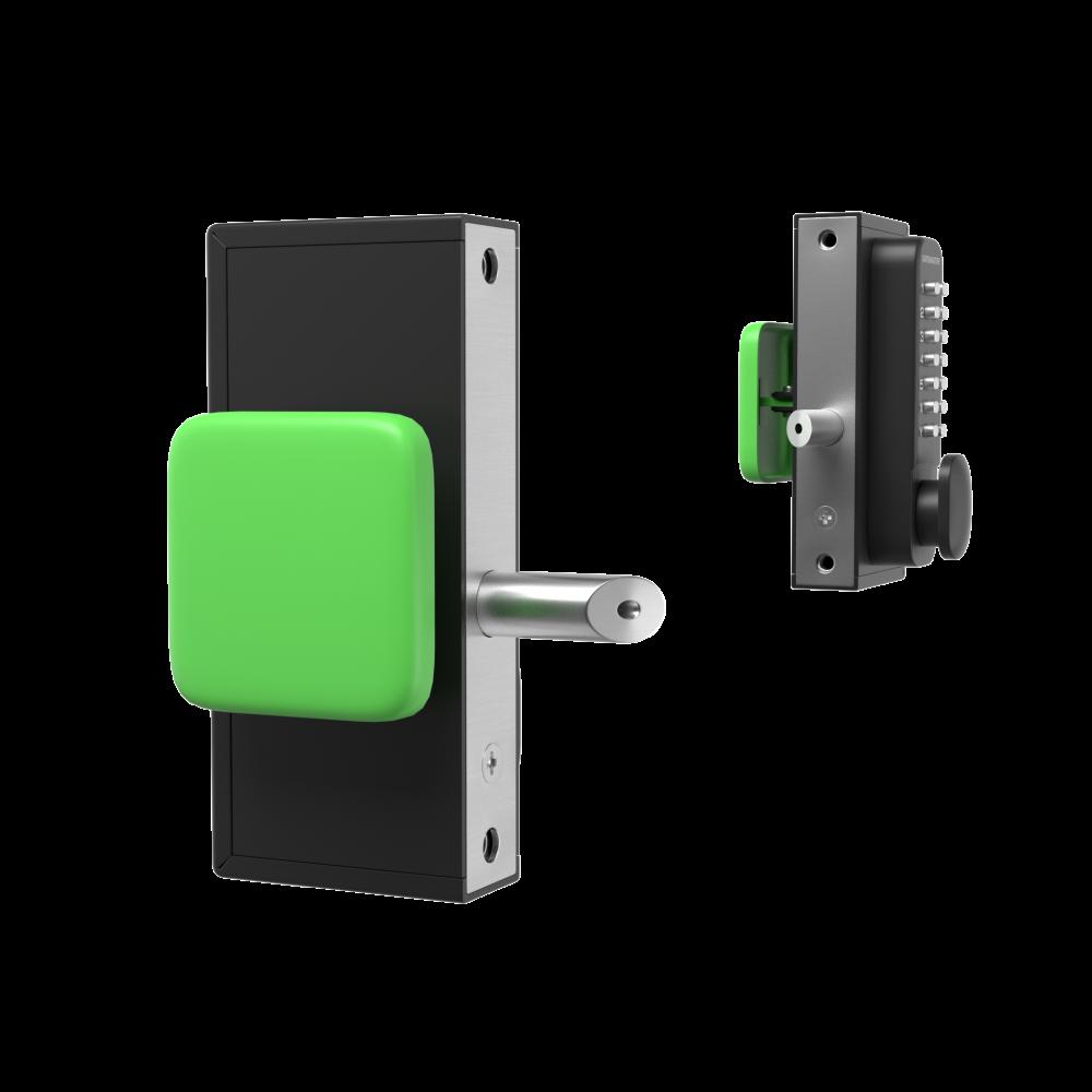 GATEMASTER Superlock Quick Exit Push Pad Digital Access 1 Locksmith in Stirling