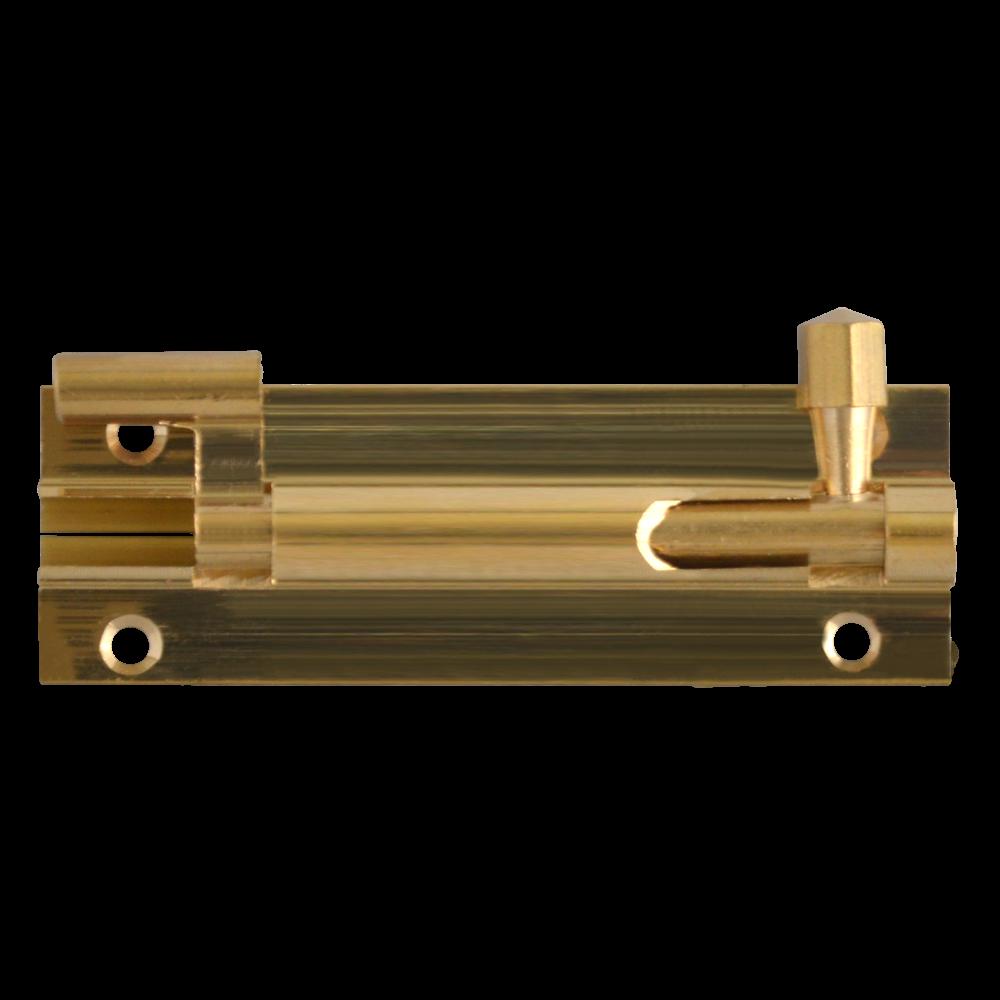ASEC VITAL Brass 25mm Wide Necked Barrel Bolt 1 Locksmith in Stirling