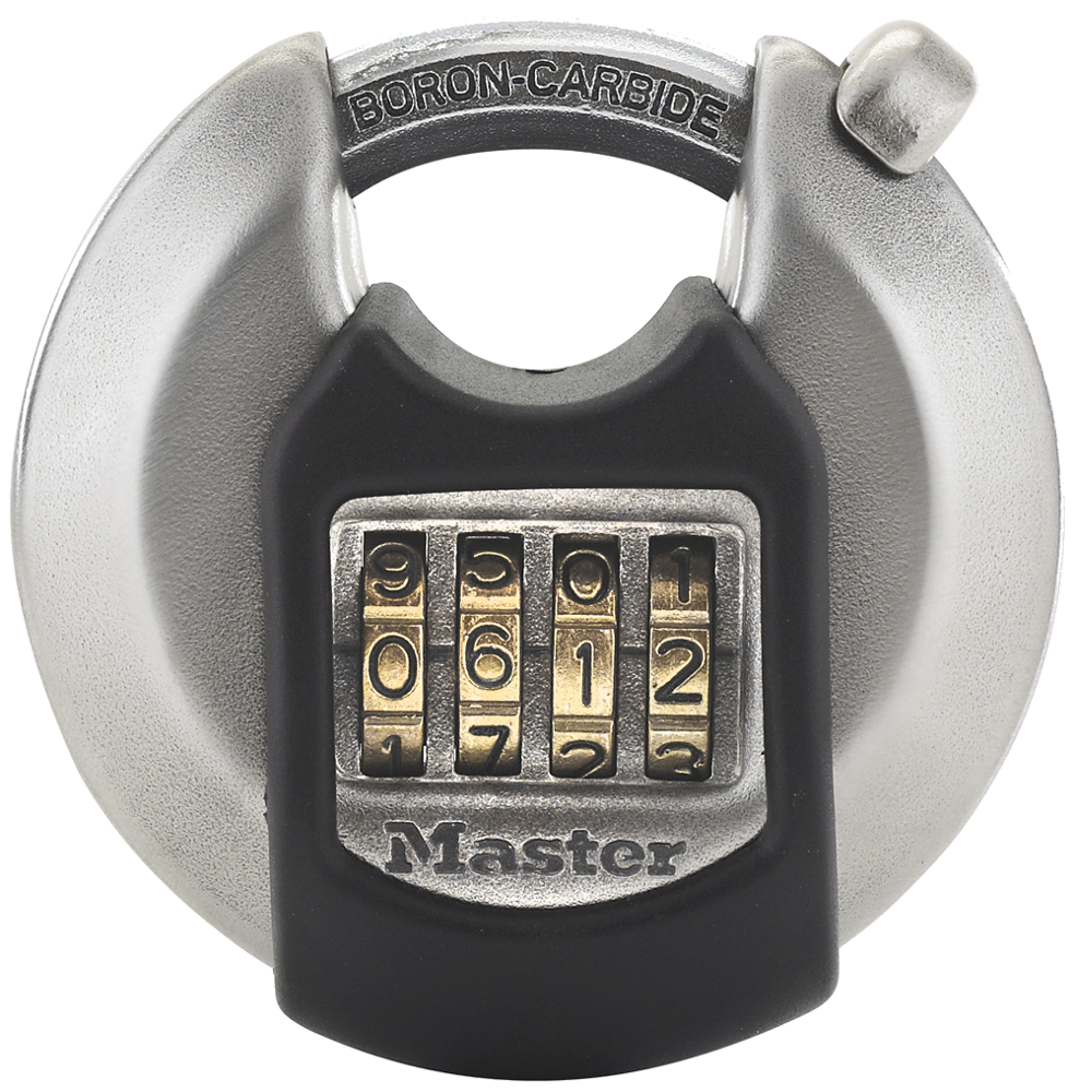 MASTER LOCK Excell Discus Combination Padlock 1 Locksmith in Stirling