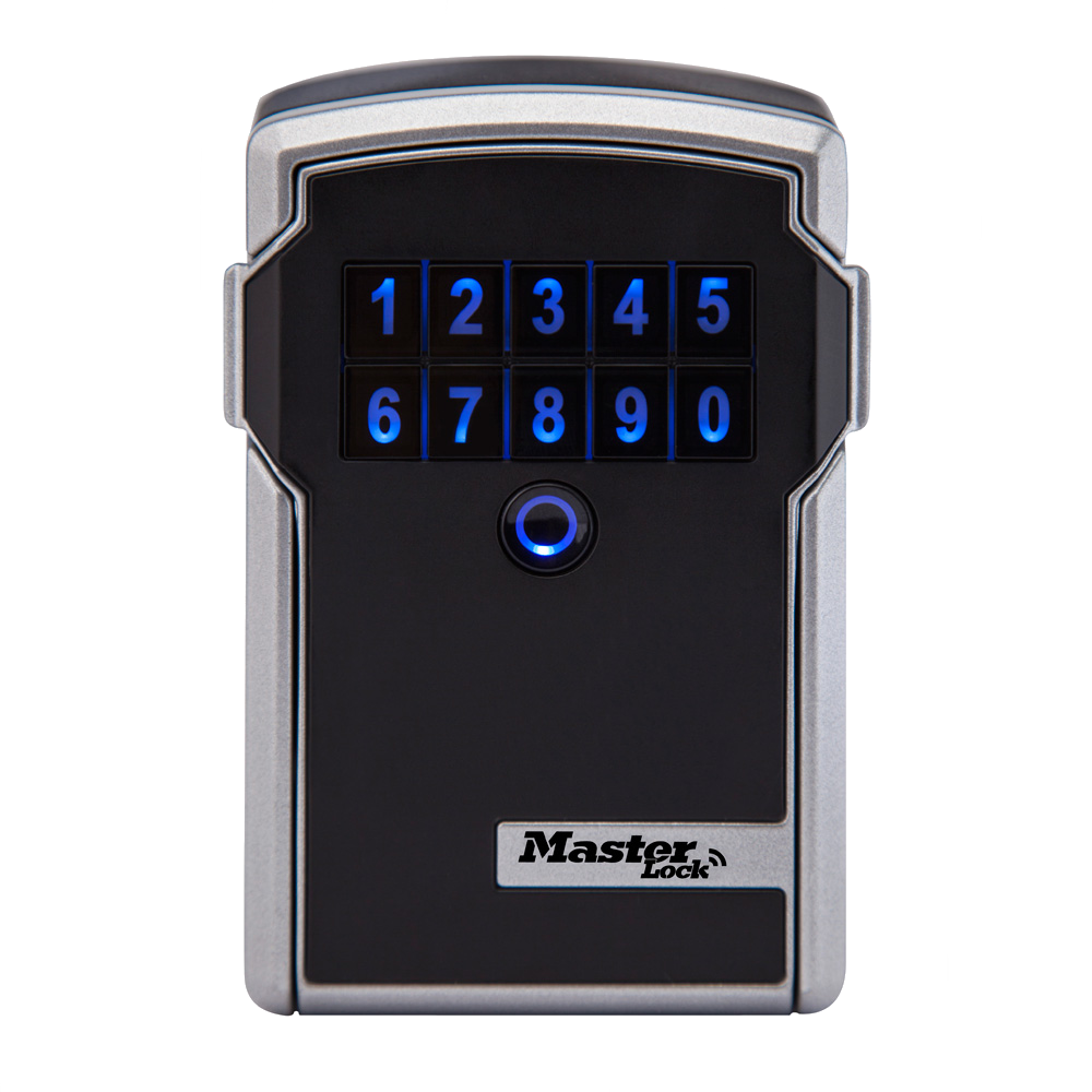 MASTER LOCK Bluetooth Wall Mount Key Safe For Business Applications 1 Locksmith in Stirling