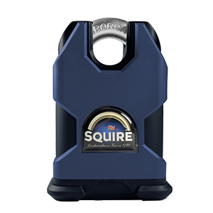 SQUIRE Stronghold Closed Shackle Padlock Body Only To Take Scandinavian Oval Insert 1 Locksmith in Stirling