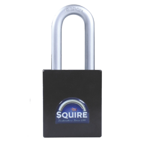 SQUIRE Stronghold Long Shackle Padlock Body Only To Take Half Euro Cylinder 1 Locksmith in Stirling
