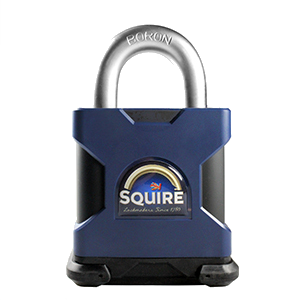 SQUIRE Stronghold Open Shackle Padlock Body Only To Take Scandinavian Oval Insert 1 Locksmith in Stirling
