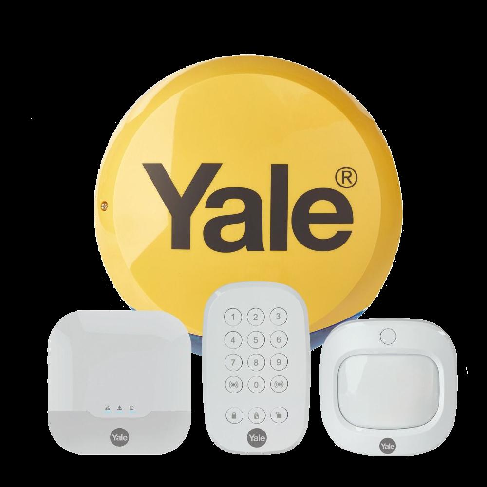 YALE Sync Smart Home Alarm Starter Kit IA-310 1 Locksmith in Stirling