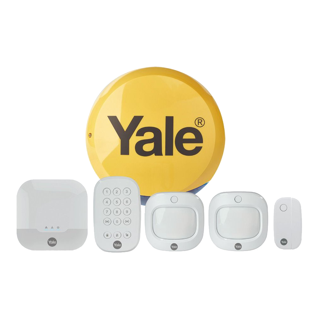 YALE Sync Smart Home Alarm Family Kit IA-320 1 Locksmith in Stirling