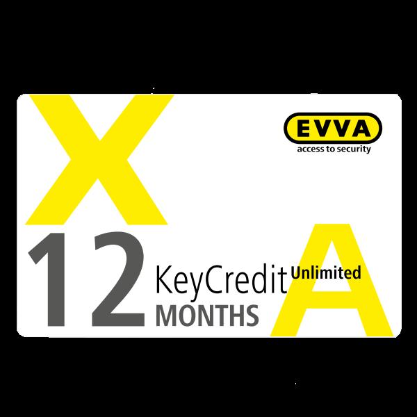 EVVA AirKey Unlimited Key Credits 1 Locksmith in Stirling