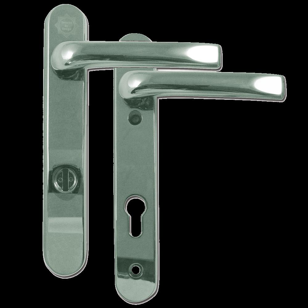 MILA Kite Secure PAS24 2 Star 220mm Lever/Lever Door Furniture 1 Locksmith in Stirling