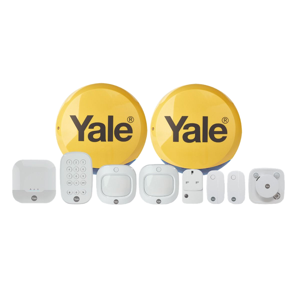 YALE Sync Smart Home Alarm Full Control Kit IA-340 1 Locksmith in Stirling