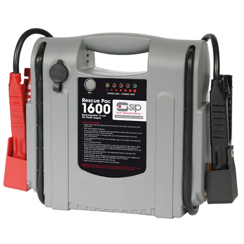 SIP Rescue Pac 1600 Portable 12V Battery Booster 1 Locksmith in Stirling
