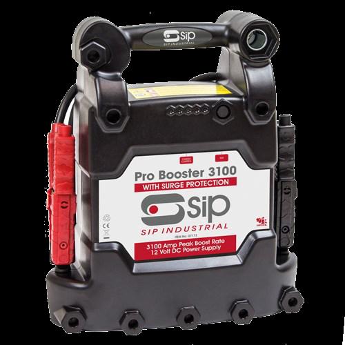 SIP 3100 Portable 12V Professional Batter Booster 1 Locksmith in Stirling