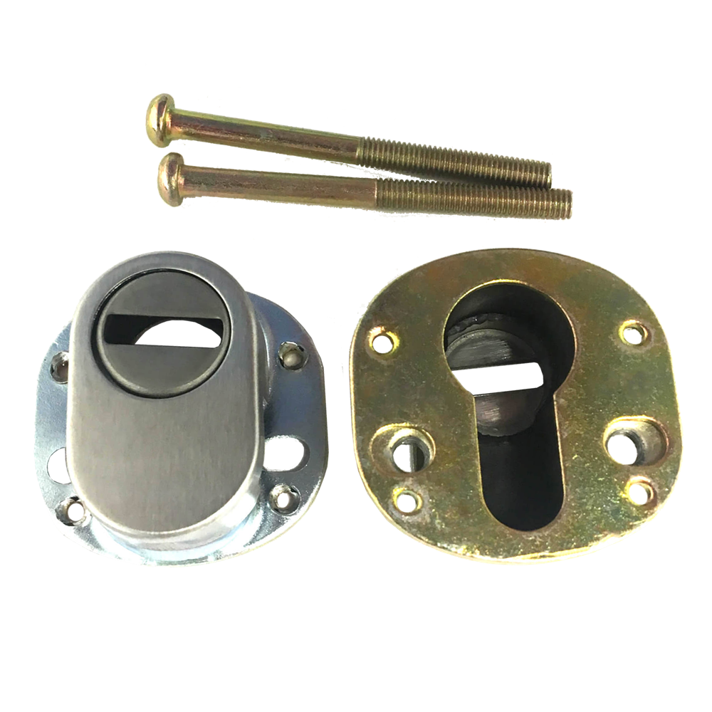 HOOPLY Cylinder Protector (Oval Cover) 1 Locksmith in Stirling