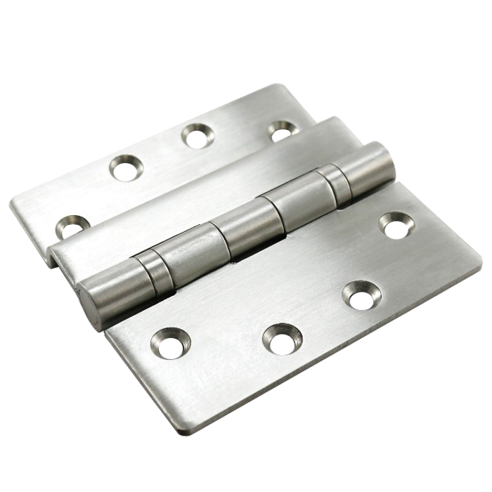 HOOPLY Stainless Steel Container Door Ball Bearing Hinge Z-Profile 1 Locksmith in Stirling