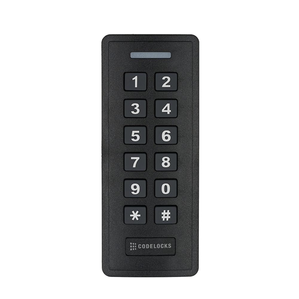 CODELOCKS A3 Dual Stand Alone Door Controller With RFID 1 Locksmith in Stirling