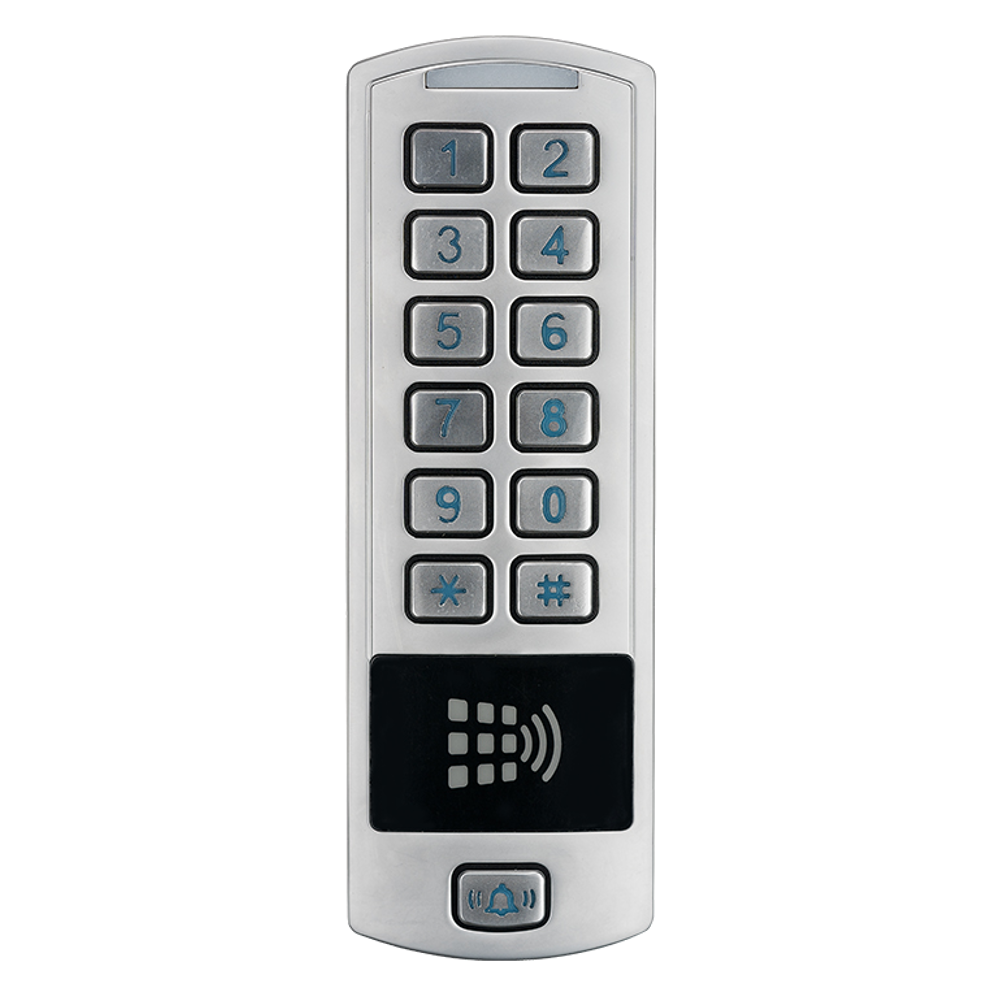 CODELOCKS A3 Dual Vandal Resist Stand Alone Door Controller With RFID 1 Locksmith in Stirling