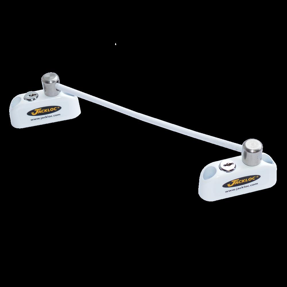 JACKLOC Pro-5 Duo Lockable Double Bullet Window Restrictor 1 Locksmith in Stirling