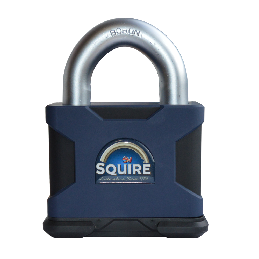 SQUIRE SS100 Stronghold Open Shackle Padlock Body Only 1 Locksmith in Stirling