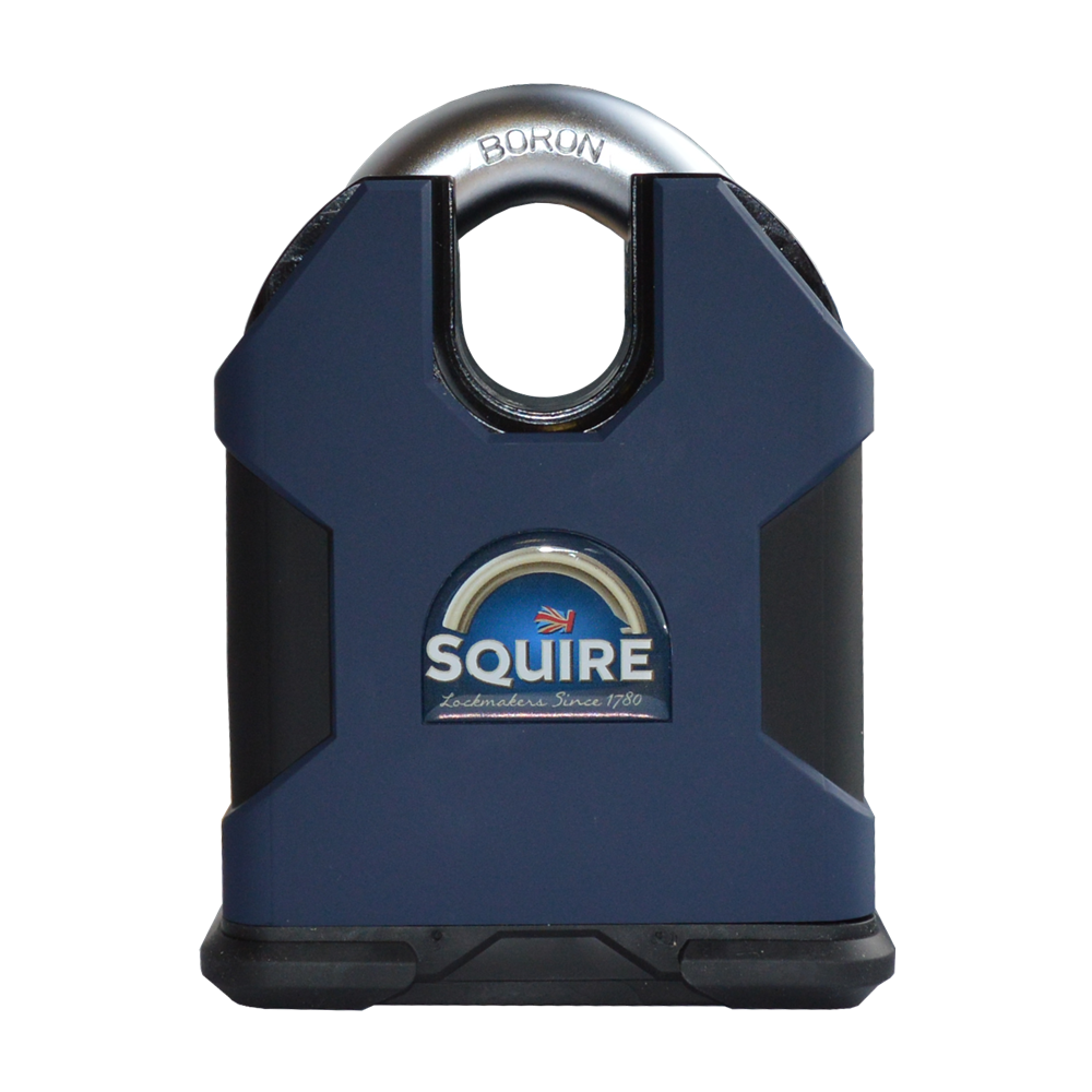 SQUIRE SS100 Stronghold Closed Shackle Padlock Body Only 1 Locksmith in Stirling