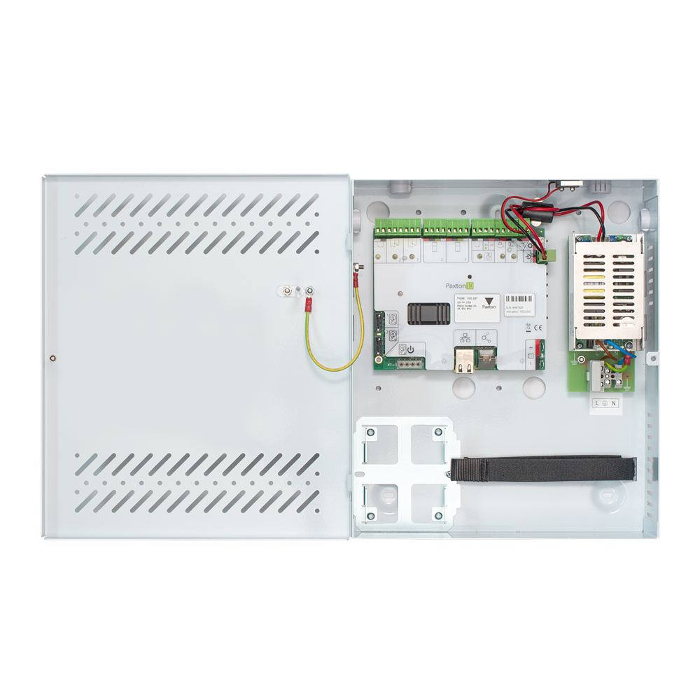 Paxton10 Video Door Controller 12V 4A With Power Supply Unit 1 Locksmith in Stirling