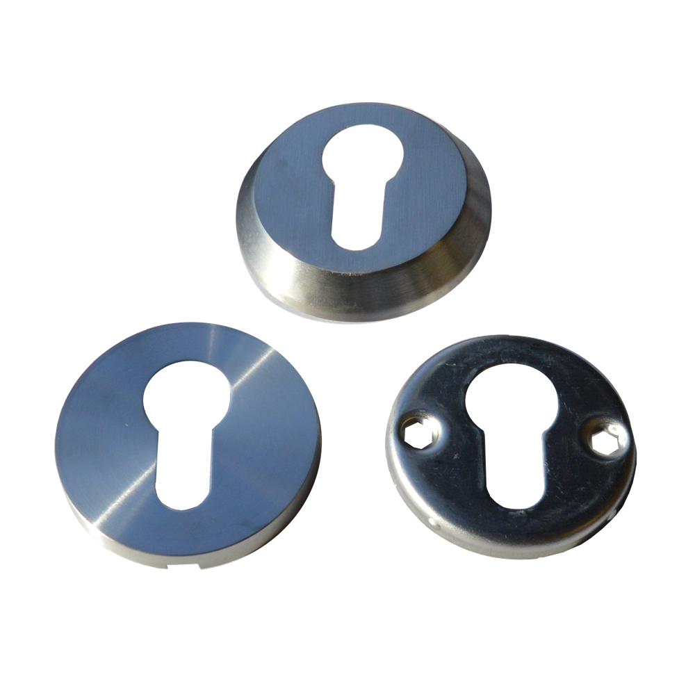 HOOPLY Stainless Steel Security Escutcheon 1 Locksmith in Stirling