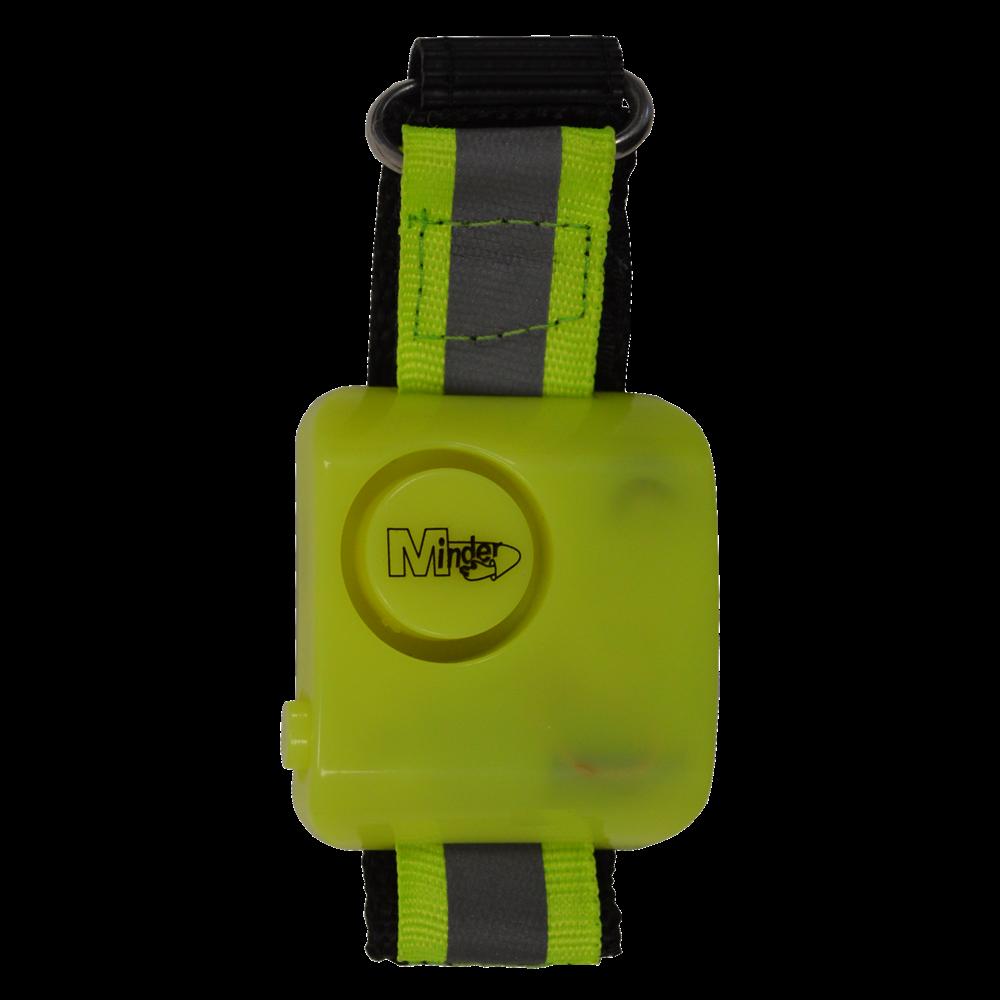 MINDER Hi-Vis Wrist Personal Alarm 1 Locksmith in Stirling