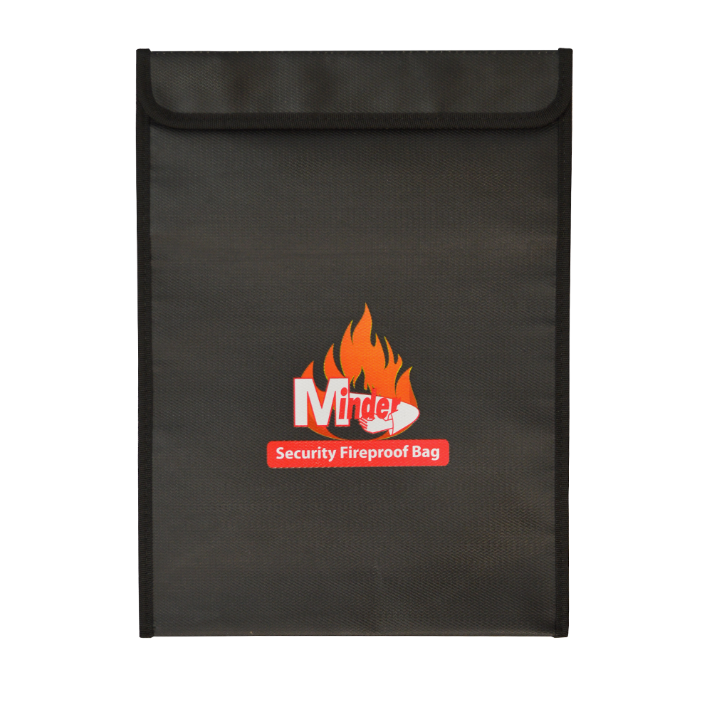 MINDER Fireproof Document Bags 1 Locksmith in Stirling