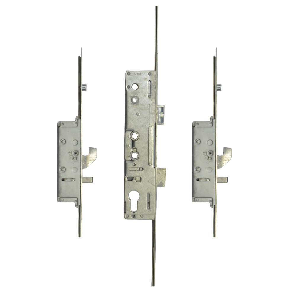 LOCKMASTER Lever Operated Latch & Deadbolt Twin Spindle - 2 Hook 2 Anti-Lift 2 Roller 1 Locksmith in Stirling