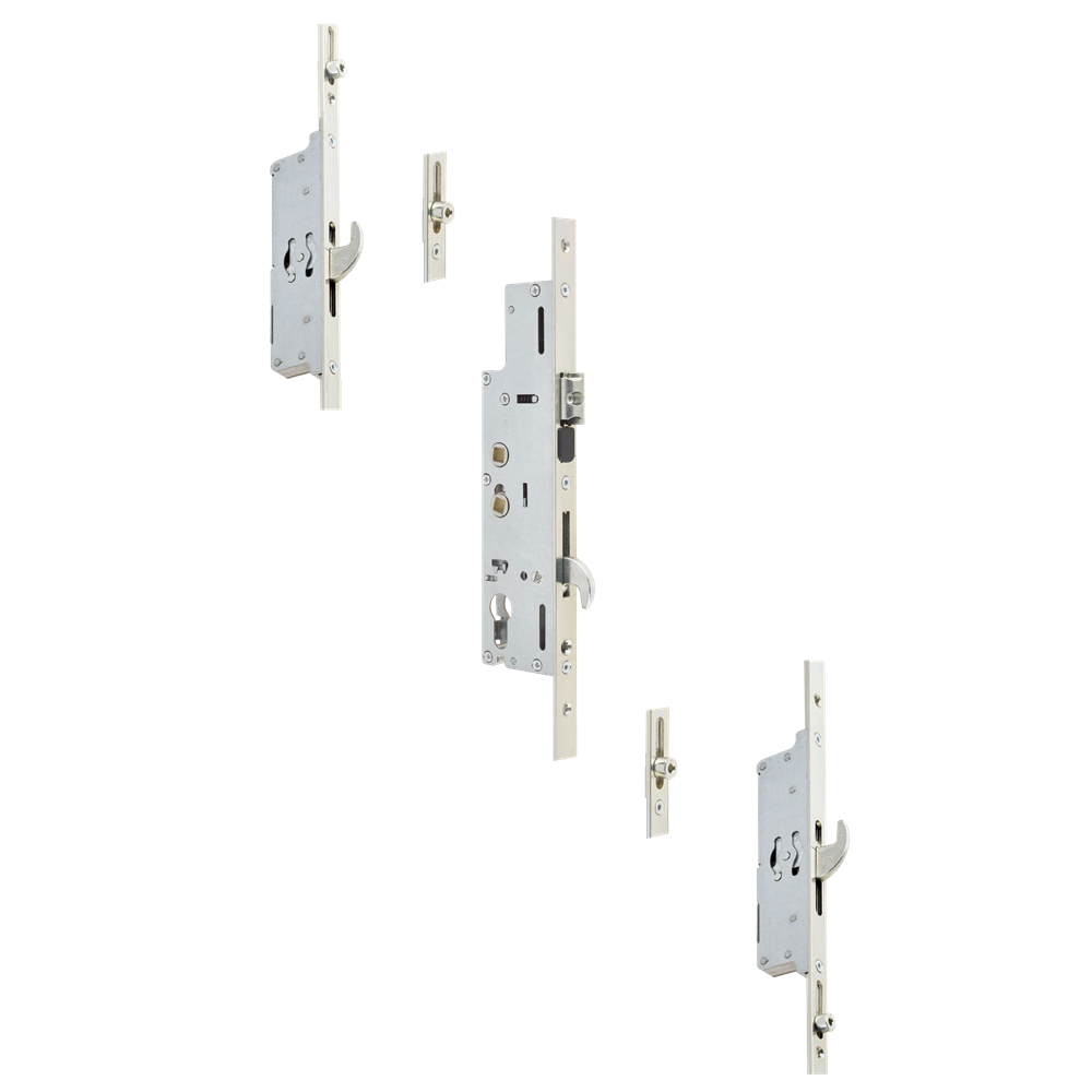 INGENIOUS 1011 Lever Operated Latch & Hookbolt - 2 Hook 4 Roller 1 Locksmith in Stirling
