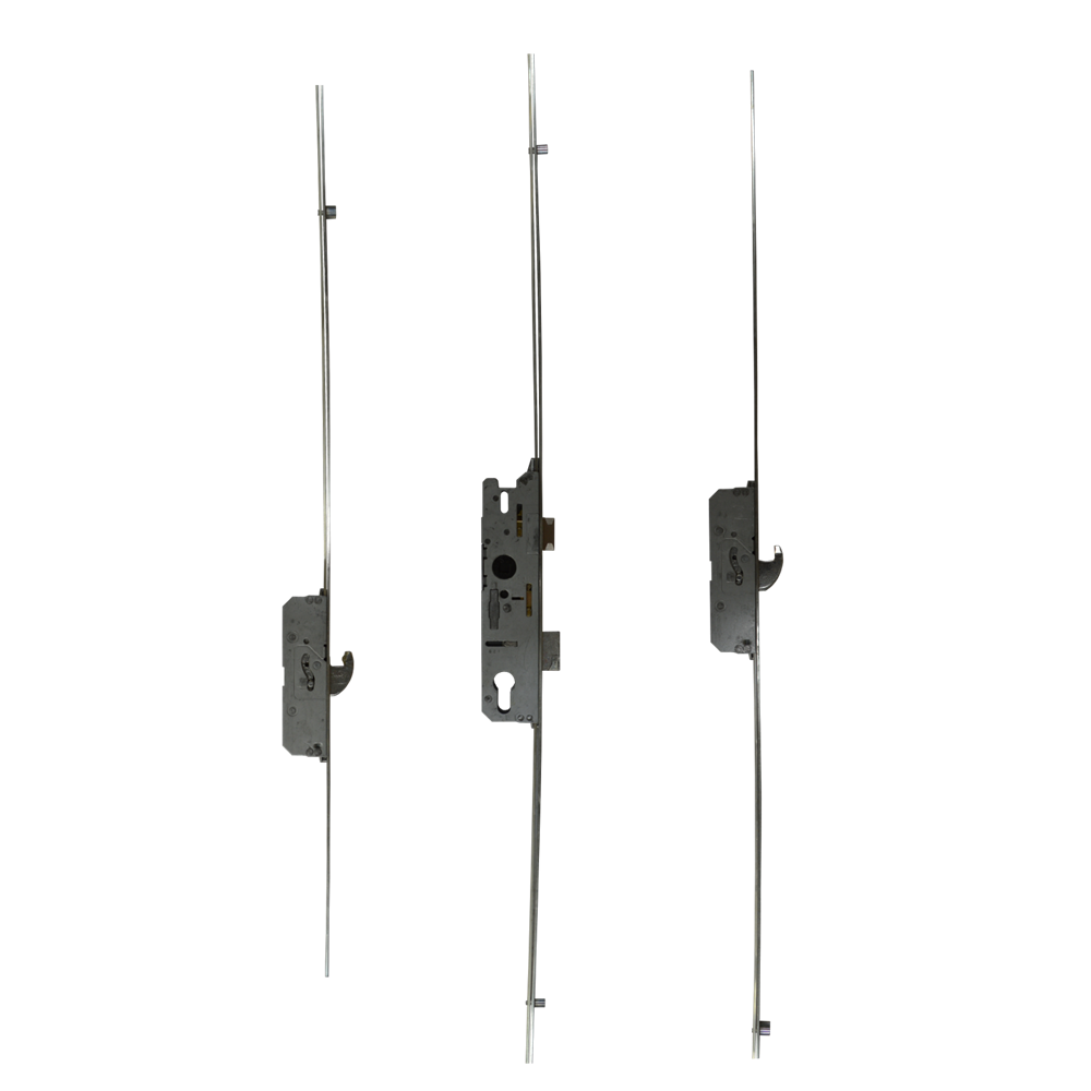 FUHR 859 Type 3 Lever Operated Latch & Deadbolt - 2 Hook & 2 Roller 1 Locksmith in Stirling