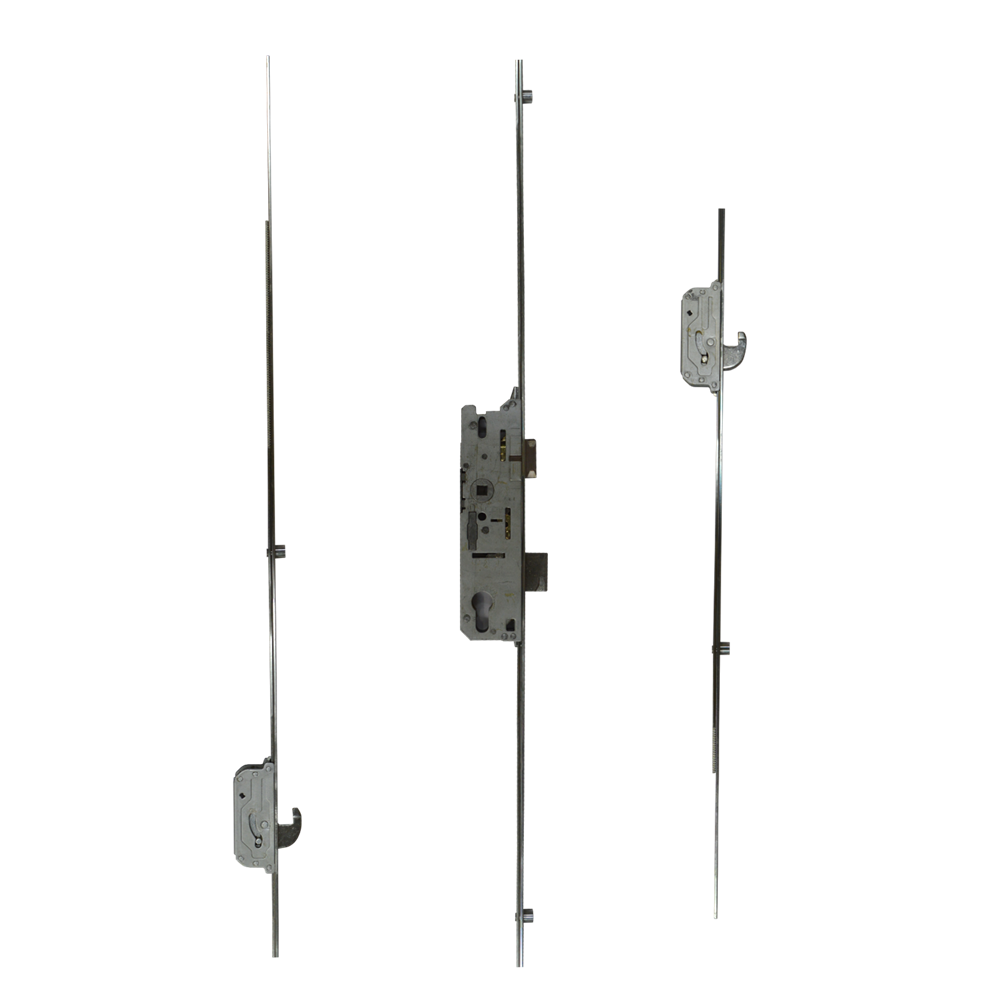 FUHR 859 Type 17 Lever Operated Latch & Deadbolt - 2 Hook & 4 Roller 1 Locksmith in Stirling