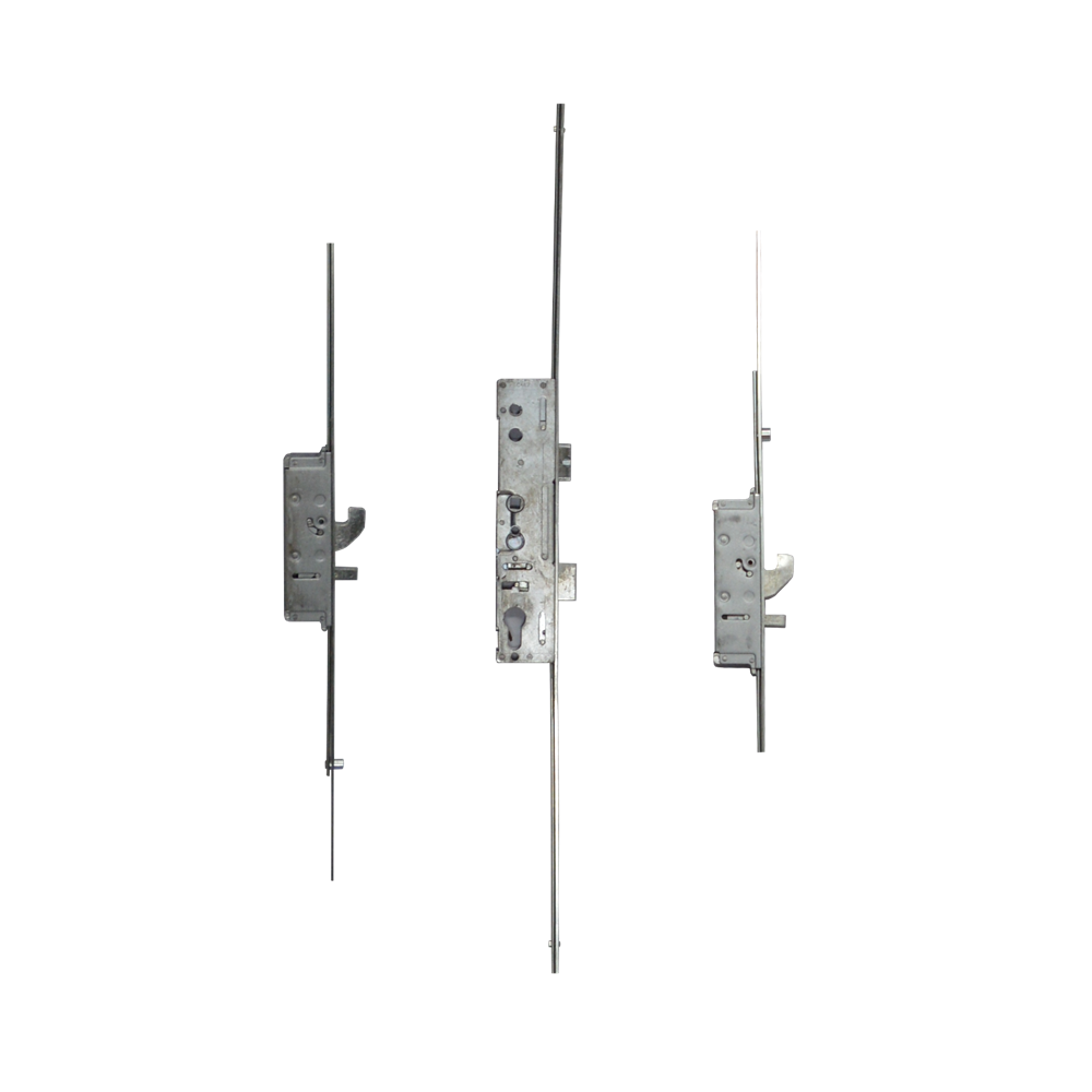 LOCKMASTER Lever Operated Latch & Deadbolt Synseal Single Spindle - 2 Hook 2 Anti-Lift 2 Roller 1 Locksmith in Stirling