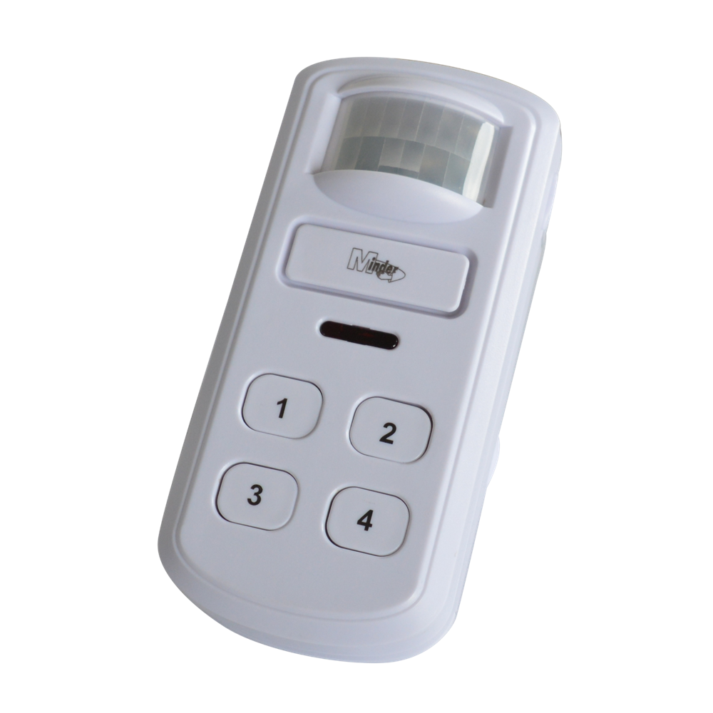 MINDER Mini PIR Alarm with Keypad 1 Locksmith in Stirling