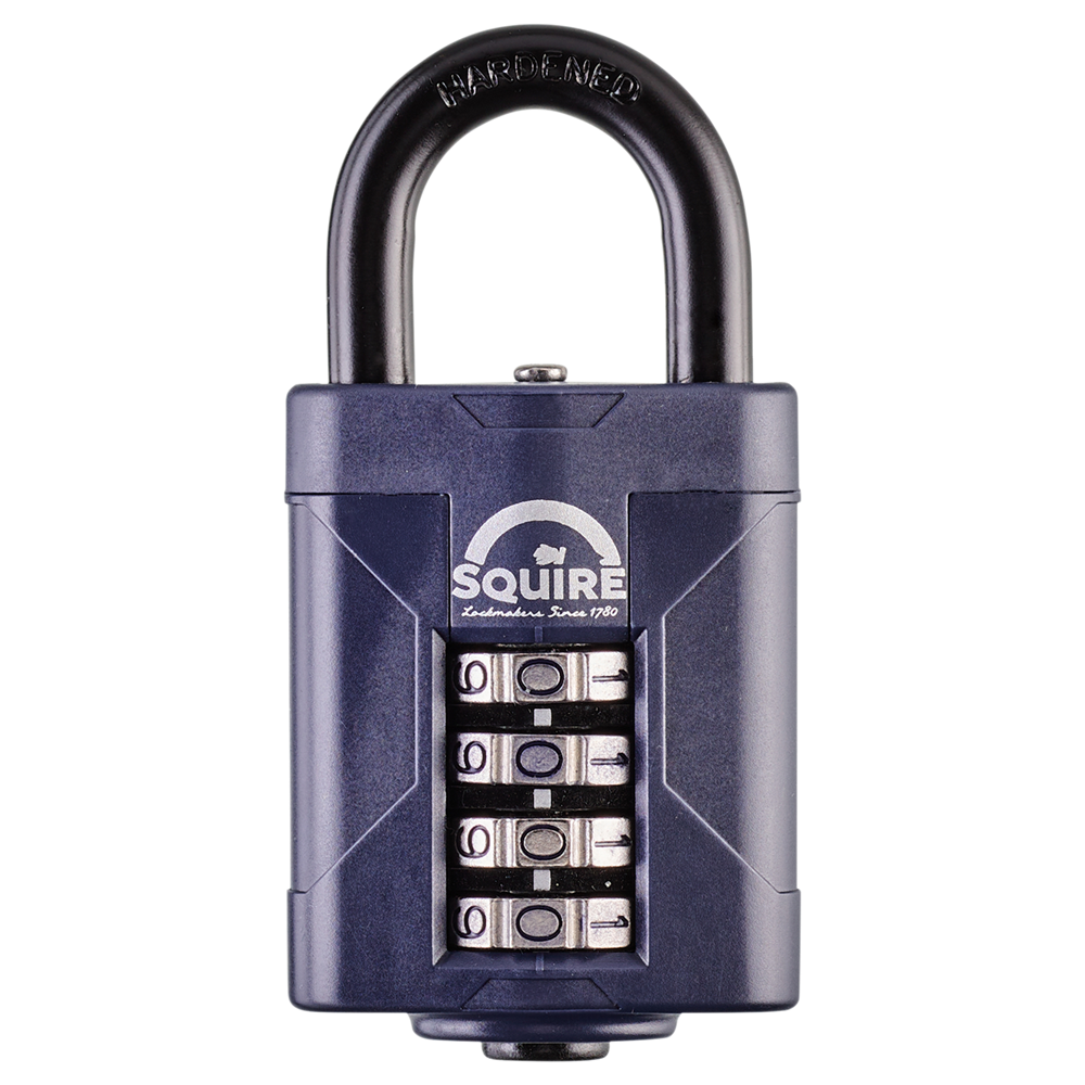 SQUIRE CP50 Series 50mm Steel Shackle Combination Padlock 1 Locksmith in Stirling