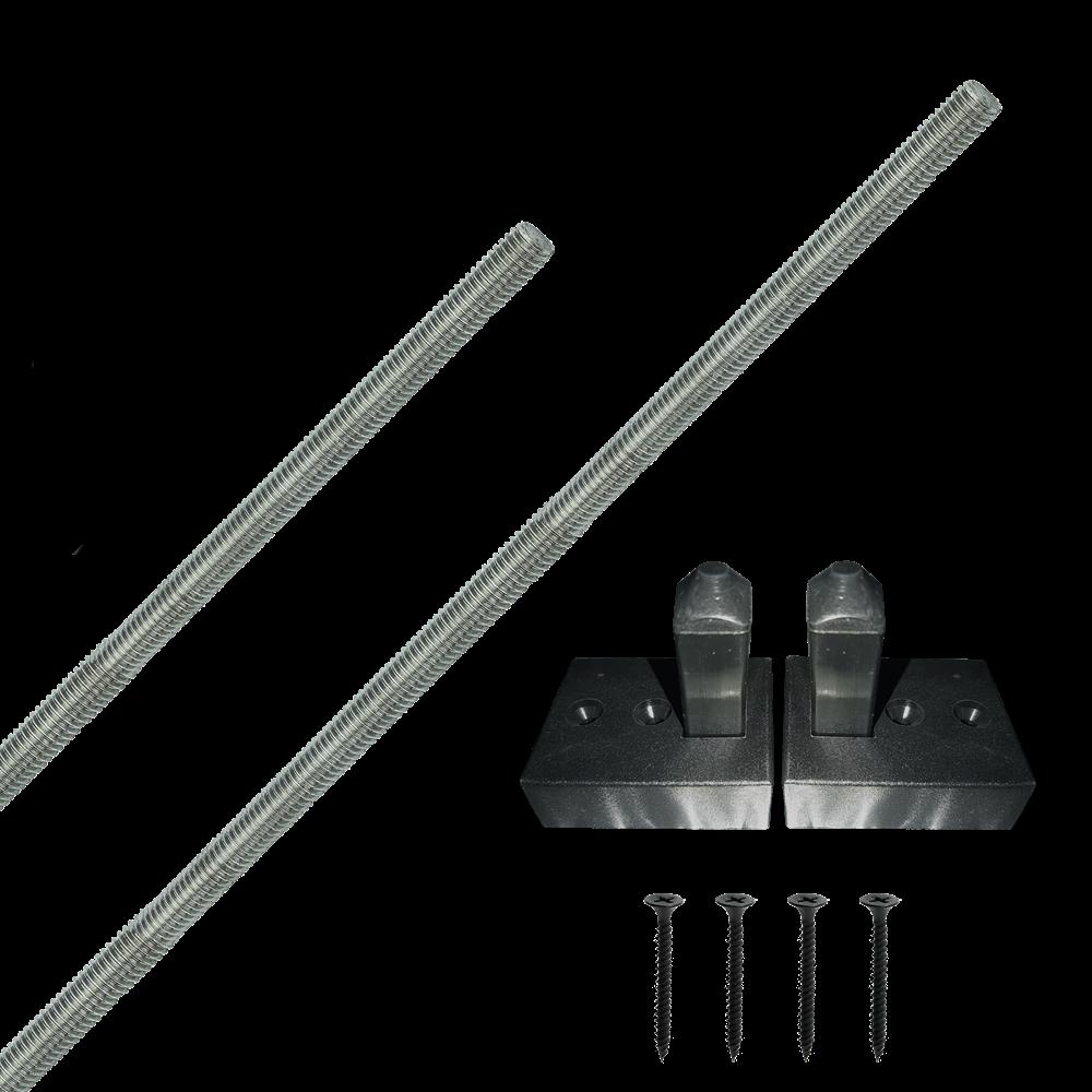 DEBAR Shootbolt Accessory Kit To Suit Visofold 1000 1 Locksmith in Stirling