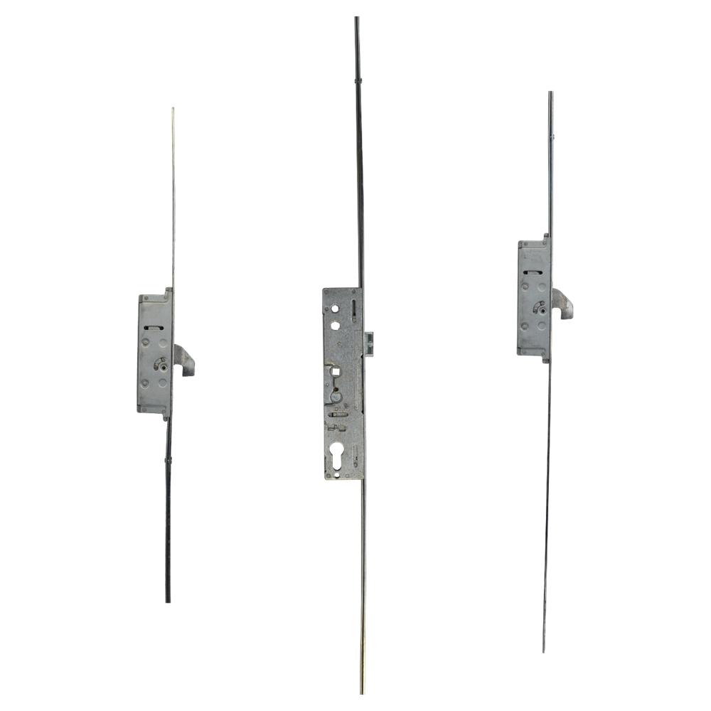 LOCKMASTER Lever Operated Latch & Deadbolt Single Spindle - 2 Hook 1 Locksmith in Stirling