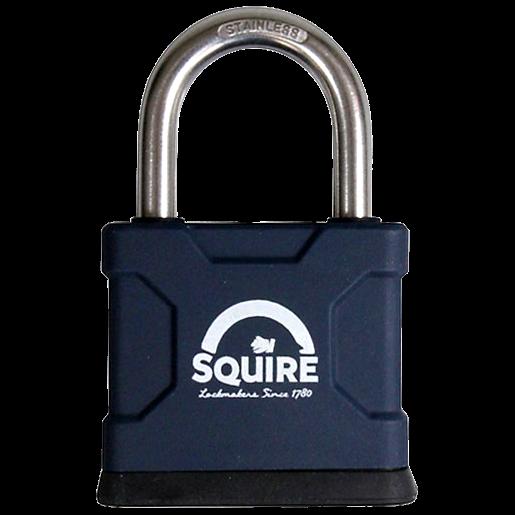 SQUIRE ATL42S & ATL52S All Terrain Rustproof Open Shackle Brass Padlock 1 Locksmith in Stirling