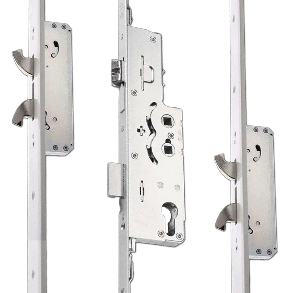 Avocet Affinity Bastion Lever Operated Latch & Deadbolt Twin Spindle - 4 Hook 1 Locksmith in Stirling