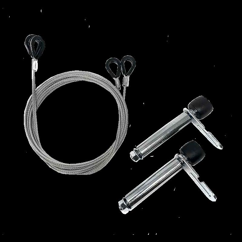 GARADOR Mk3C Cable & Roller Spindles Kit 1 Locksmith in Stirling