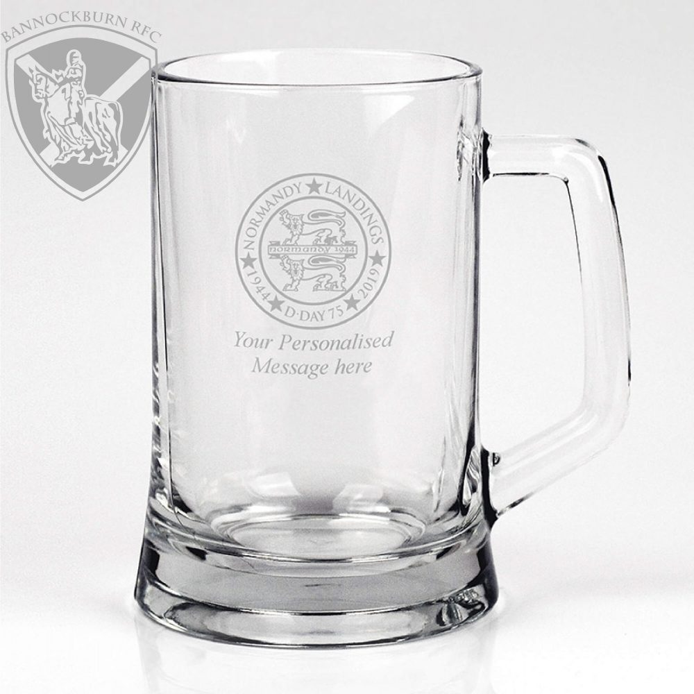 Clubs & Societies - Engraved Personalised 1 Pint Glass Tankard 1 Locksmith in Stirling